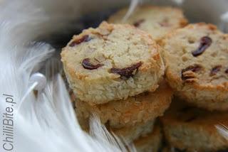 Cranberry Noël Cookies
