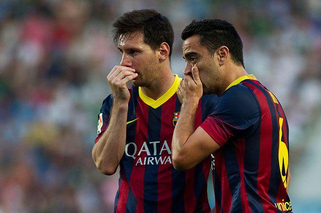Xavi Hernández envía una emotiva carta a Leo Messi tras su quinto Balón de Oro - La Liga (España)   Gol Caracol   Caracoltv.com   Gol Caracol
