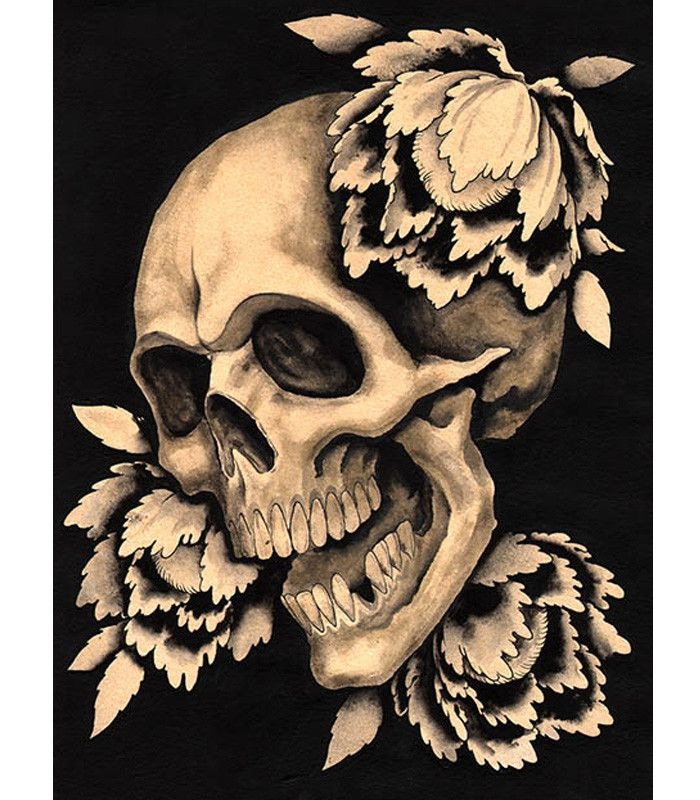 Skull art Charlie Immer- translucent bubbly genius Creative Boys Club » we love skulls www.creativeboysclub.com/tags/we-love-skulls