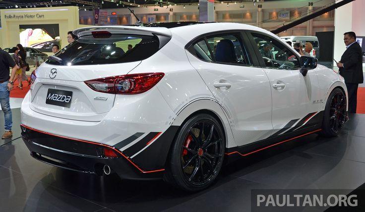 mazda 3 hatchback 2014   Mazda 3 HB Sport BKK-7