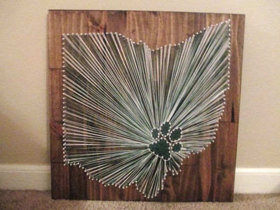 String Art State, Ohio University Bobcats