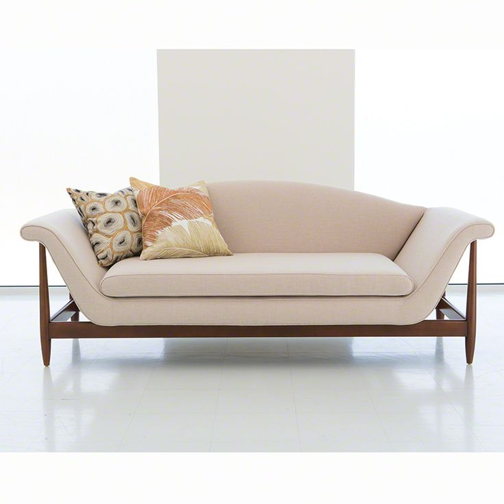 Interior HomeScapes Offers The Wagner Sofa   Linen By Studio A.