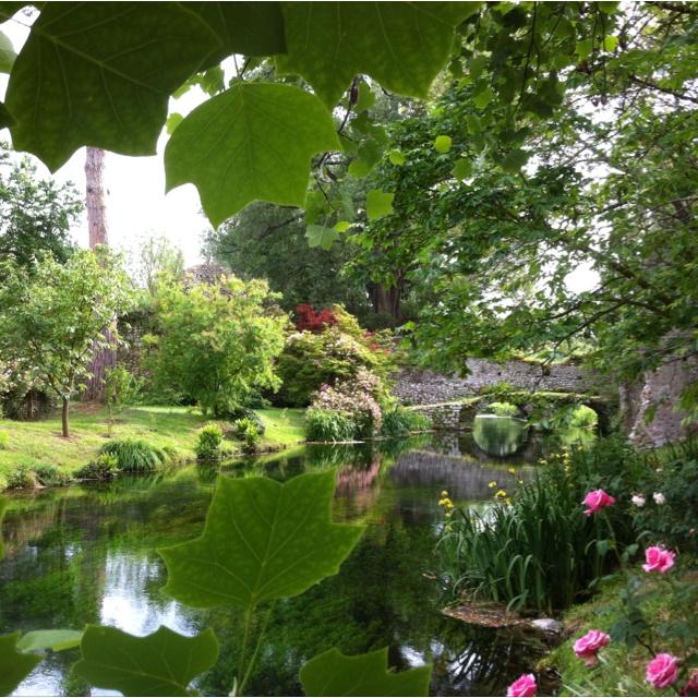 Ninfa garden, Italy