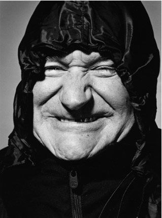 Robin Williams by Nigel Parry.