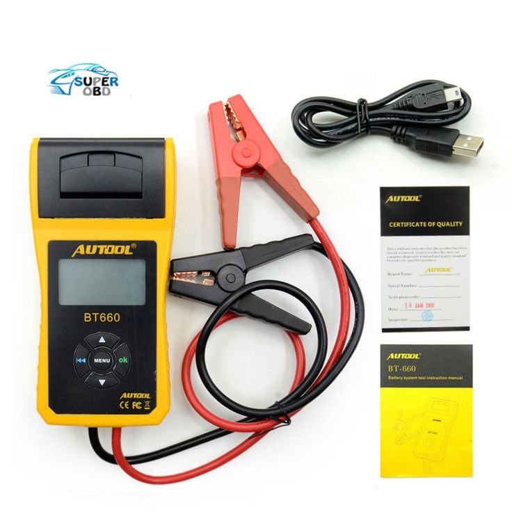 98.00$  Watch here - http://ali5lu.worldwells.pw/go.php?t=32789092083 - Multi-language AUTOOL BT660 Battery Tester Built-in Thermal Printer BT-660 Battery Tester Almost for all Auto Diagnostic Tool