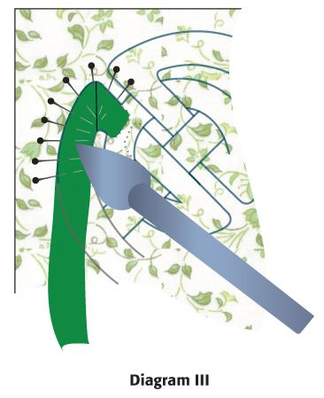 Yup!  I'm makin' this!!!  Celtic Knot: FREE Ireland Block of the Month Irish Quilt Block Pattern
