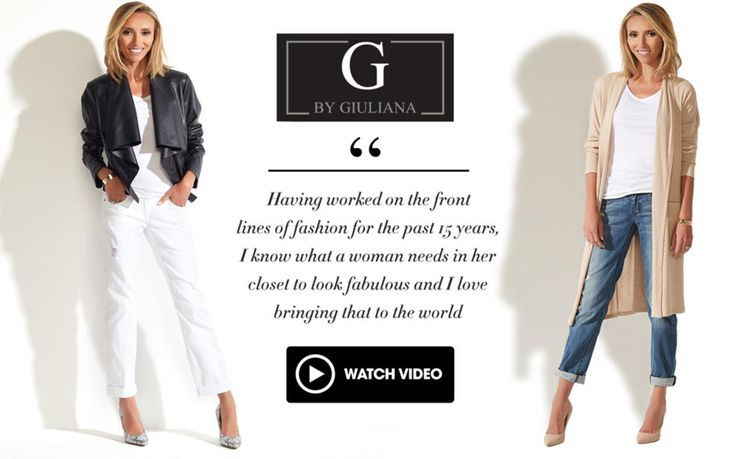 G by Giuliana Rancic Fashion Collection  | HSN