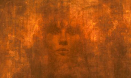 A-list alien … Scarlett Johansson at large in Glasgow in Under the Skin