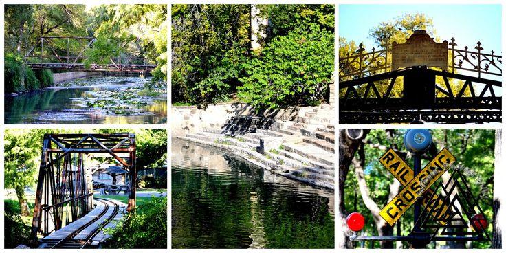 Brackenridge Park, Photo Shoot Locations, San Antonio, Texas