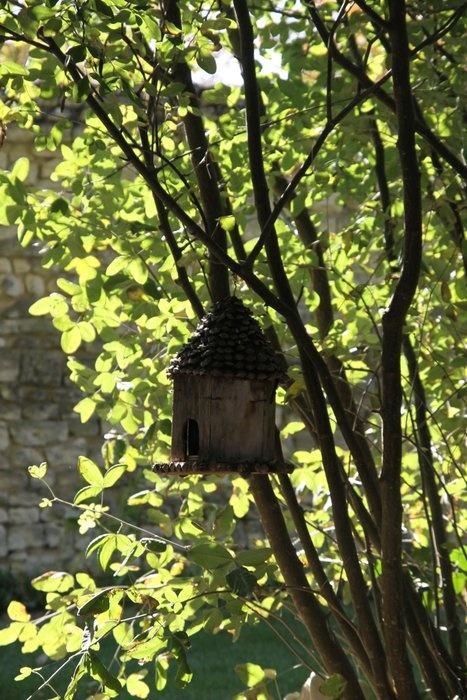 Photo deco ext rieur de ch teau for Decoration jardin romantique