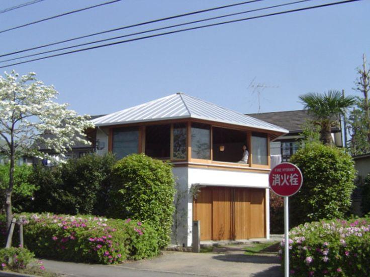 House in Fucyu by Yasushi Horibe Architect & Associates