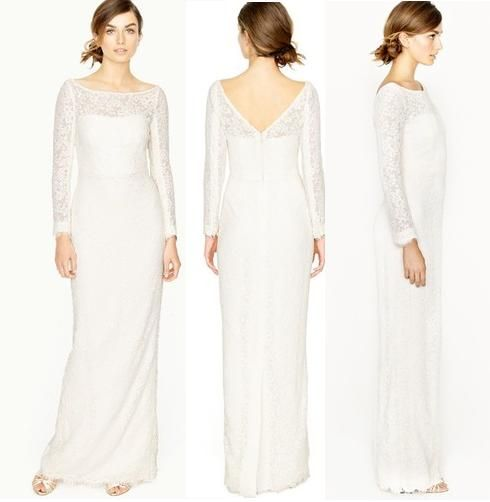 J Crew Sophie Size 4 Wedding Dress
