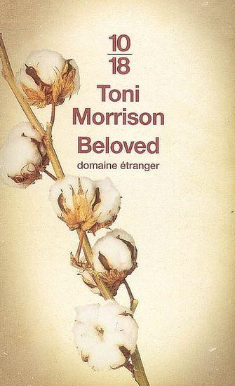 Un livre de la mémoire, inspiré d'une histoire vraie. On est en 1873, à Cincinnati, dans l'Ohio, au nord du fleuve qui marquait autrefois pour les esclaves fugitifs la frontière avec la liberté. Prix Pulitzer 1988. T. Morrison est la première Noire à avoir été admise à l'université de Princeton, où elle occupe la chaire de littérature.