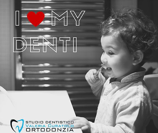 Studio Dentistico Valeria Curatolo Ortodonzia invisibile Genova | Consigli per mantenere i dentini dei tuoi bambini in salute