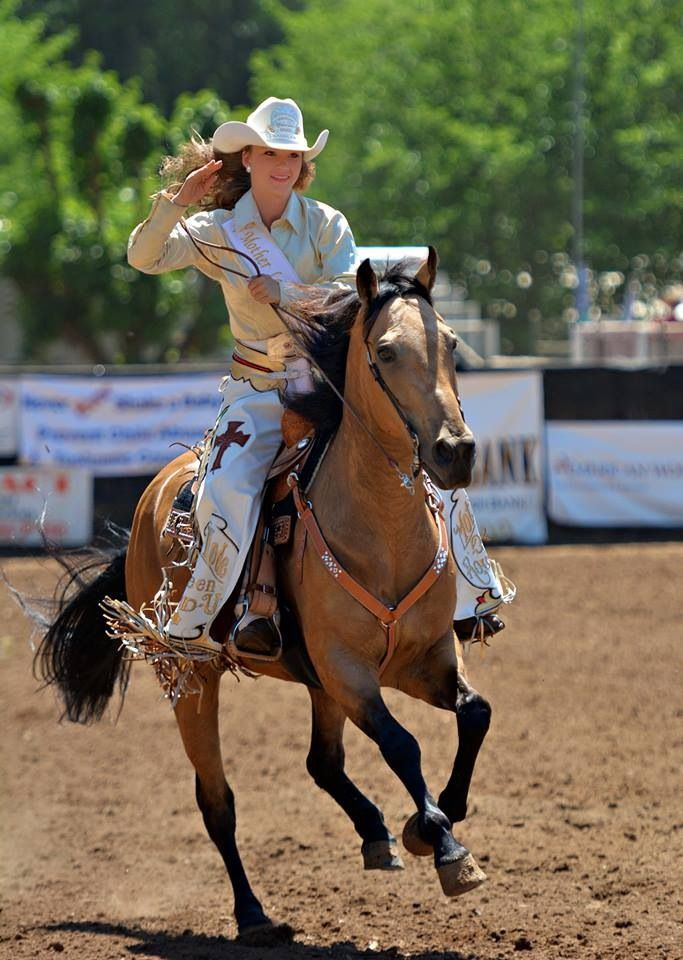 pics of rodeo queens | Lorna Job - Miss Mother Lode Round-Up Rodeo Queen 2013 (photo by Rich ...