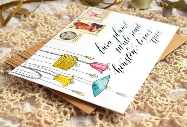 Target Wedding Invitations Kits: 1000+ Ideas About Envelope Templates On Pinterest