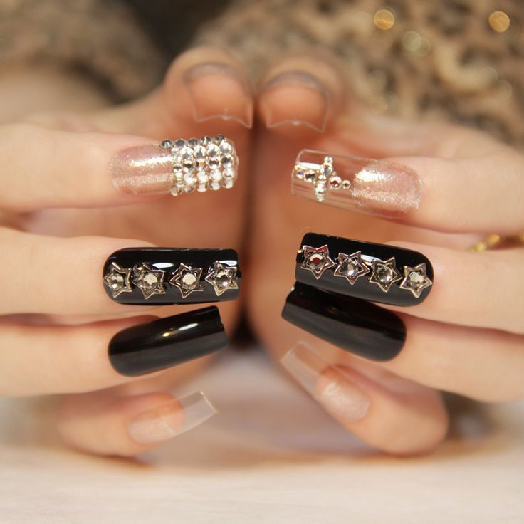 De 25 bedste ider inden for square gel nails p pinterest acrylic nails designs square httpmycutenailsacrylic prinsesfo Choice Image