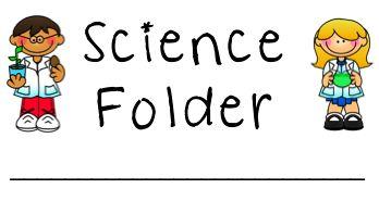 Ecosystems, plus science folder labels {printable}