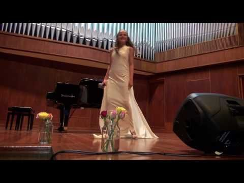 Amira (12)- Nella Fantasia (4:15) 016nov23 (North West University, Potchefstroom, South Africa