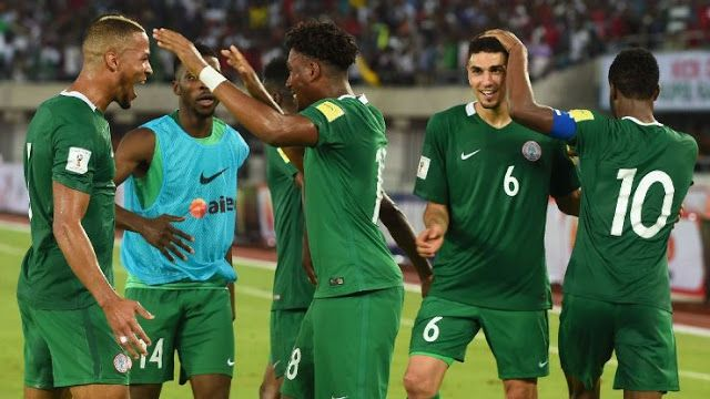 World Cup: Nigeria other African teams to get $500000 from CAF