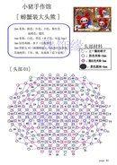 4 Схемы игрушек амигуруми