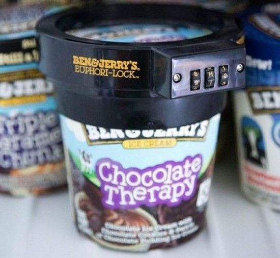 21. Ice Cream Lock