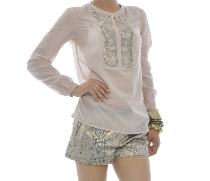 Massimo Dutti silk blousee