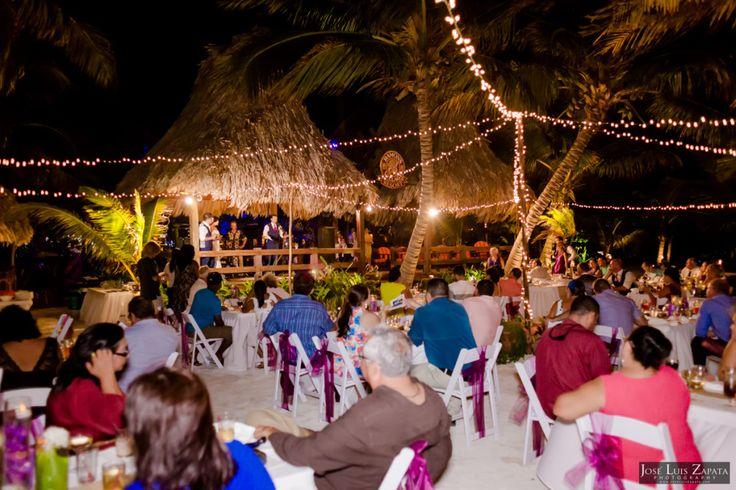 San Pedro #Belize Luxury Wedding | Ramon's Village Resort