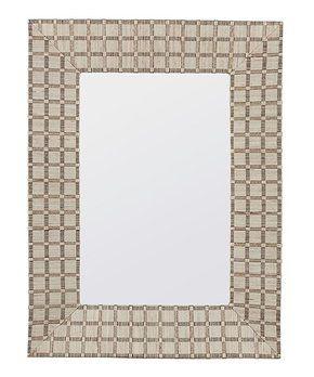 Cream Wall Mirror