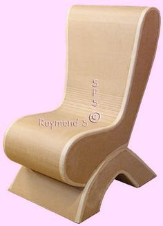 1000 ideas about chaise en carton on pinterest fauteuil en carton meuble en carton and carton