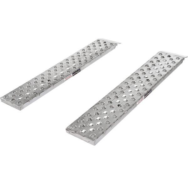 Car Trailer Loading Ramps with EZ Traction | DiscountRamps.com