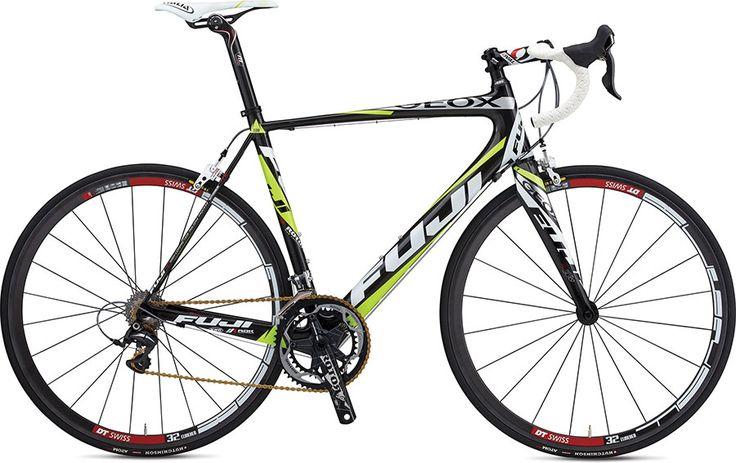 Fuji Bikes -- ALTAMIRA LTD TEAM EDITION