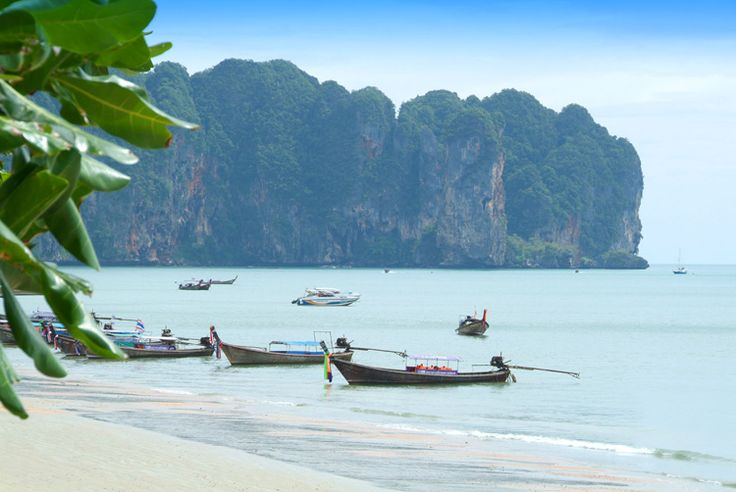 Ao Nang-Thailand