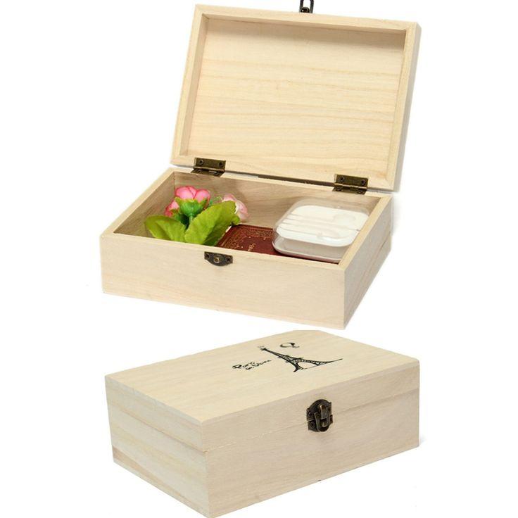 Купить товарГлавная коробка для хранения натурального дерева с крышкой золотой замок дома организатор ручной работы судов ювелирные изделия чехол свадебный подарок в категории Коробки и лотки для храненияна AliExpress. Basket Cosmetic Storage Box White Wicker Books Crafts Tins House Keeper Furnishing Decorative Reto Desktop Sundries Orga