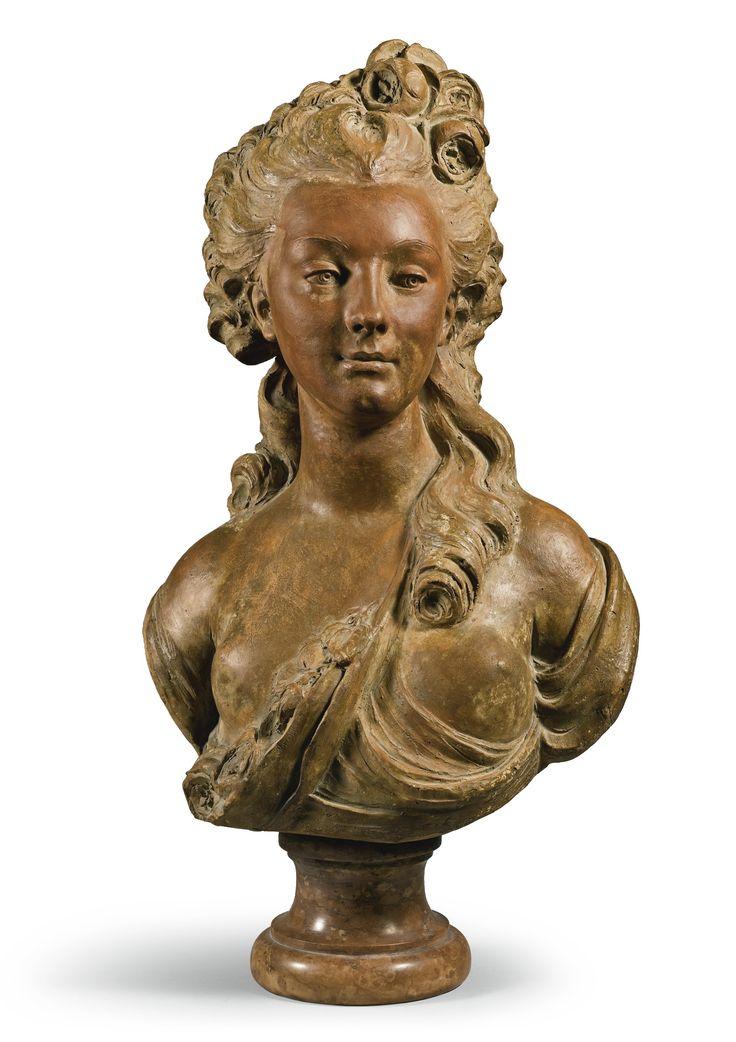 10 Images About Sculpture Jean Jacques Caffieri On