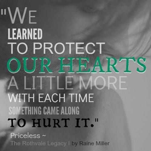 Priceless (Raine Miller)