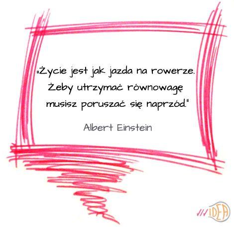 #Einstein, #równowaga, #życie, #cytat, #vivIDEA