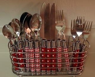 25 best ideas about silverware storage on pinterest for Creative silverware storage