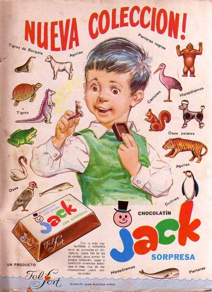106 - Publicidad de Fel Fort. Y ésta vez de los famosísimos Chocolatínes JACK, que aún no incluían a los clásicos personajes de Manuel García Ferré. Revista ANTEOJITO (Junio 26 de 1969)