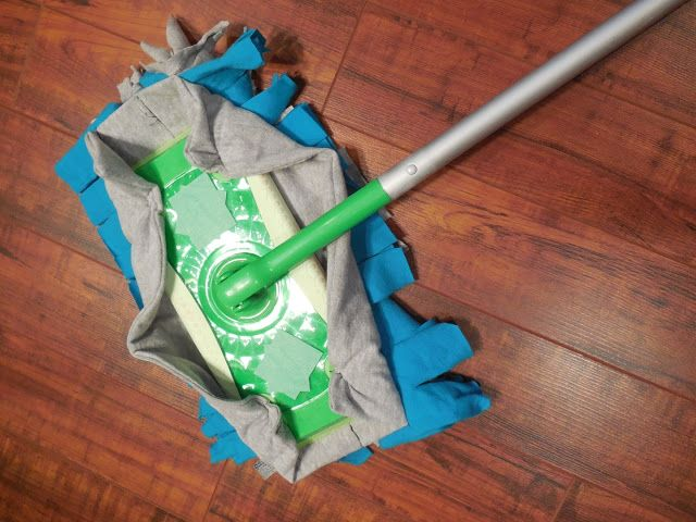 Quilters...Enjoy Color!: Recycled T-Shirts Dust Mop Refill - http://quiltersenjoycolor.blogspot.ca/