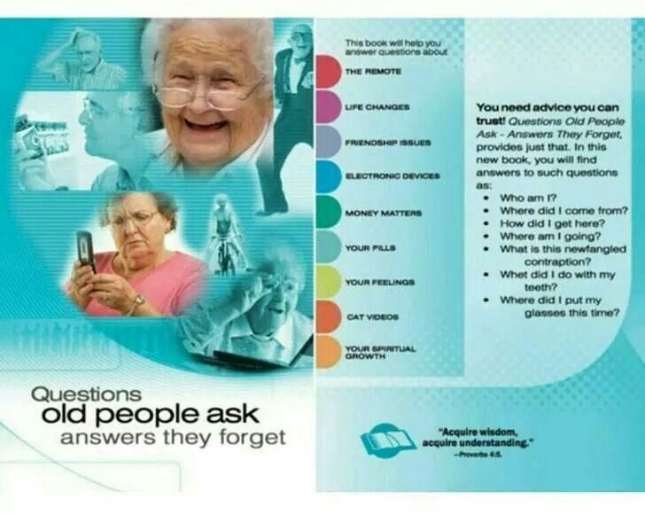No offense to our dear elderly ones, but this is hilarious!