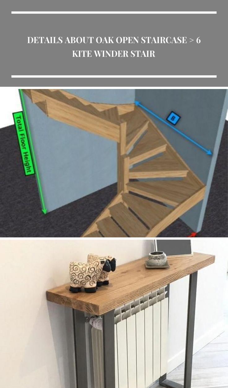 OakopenStaircase6kiteWinderStair Escaliers Details