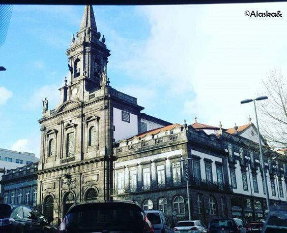 #Porto #Trindade