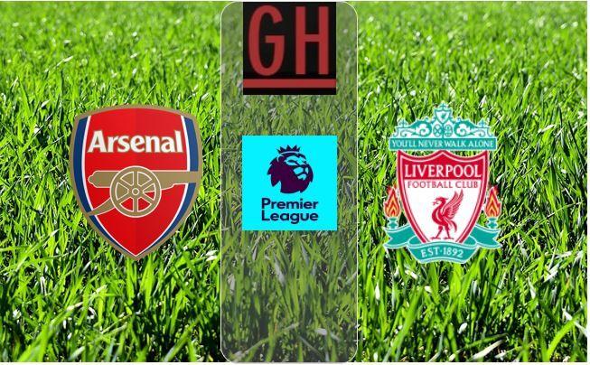 Arsenal 2 1 Liverpool Premier League Footballgh Video Highlights In 2020 Liverpool Premier League Premier League Liverpool