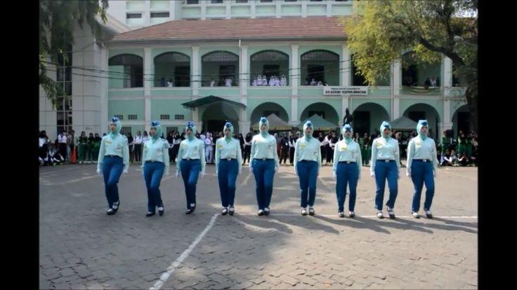 PBB Angkatan XVII Akbid RSPAD Gatot Soebroto Jakarta