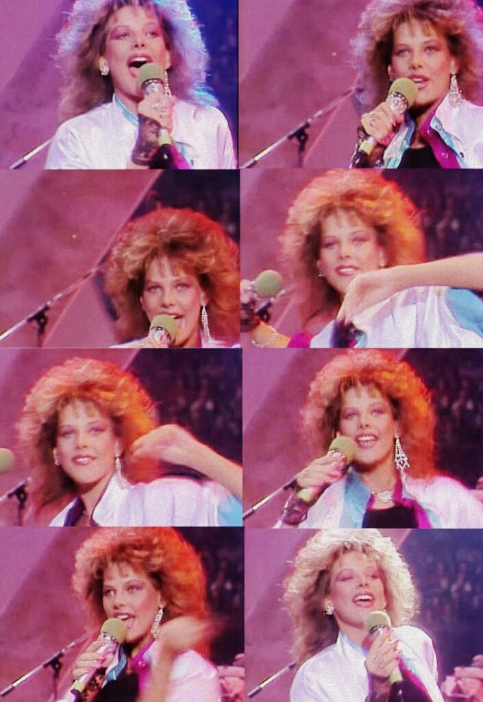 C.C.Catch. I Can Lose My Heart Tonight,Peters Pop Show,1985