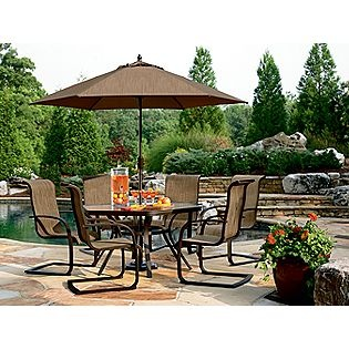 Jaclyn Smith Today Dawson 6 Pack Dining Chairs For Your Patio! From Kmart
