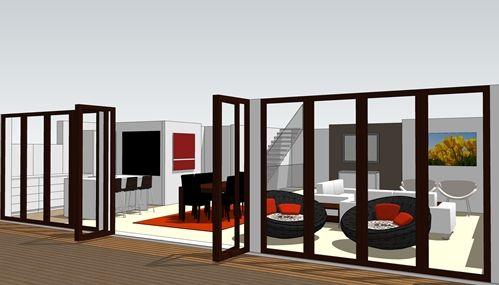 SketchUp Model Interior 24 Nick Hindson