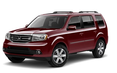 2012 Honda Pilot - Options and Pricing - Official Honda Site
