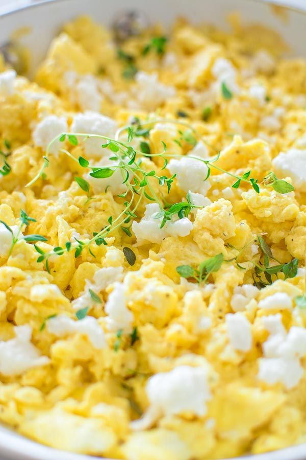 1000+ ideas about Scrambled Eggs Without Milk on Pinterest | Best ...